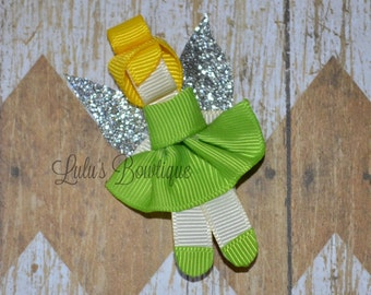 Inspired TinkerBell Sculpture Bow