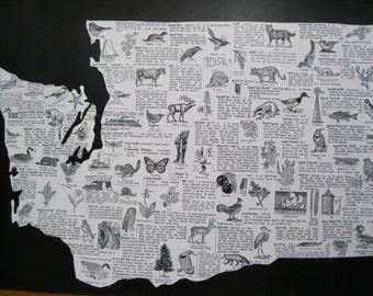Washington State Dictoprint