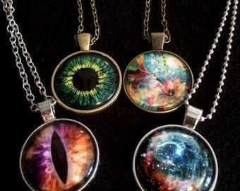 The Wonder cabochon collection Black Hole /Starburst/Universe /Exotic