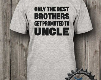 Uncle Shirt,Uncle Gift,Promoted to Uncle,New Uncle,Gift for Uncle,Baby Announcement,Uncle to Be,Uncle t shirt,Mens Shirt,Mens T,_BFC14