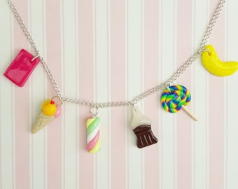 Pick 'n' mix Sweetie Charm Necklace