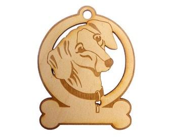 Dachshund Ornament - Dachshund Gift - Dachshund Gifts - Dachshund Ornaments - Dachshund Memorial - Personalized Free