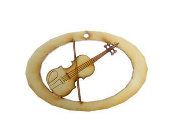 Violin Ornament - Orchestra Gift - Violin Gifts - Musician Gift - Violin Ornaments - Musician Gifts -  Personalized Free