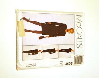 McCall's 9092, Misses Suit Pattern, Jones New York, 4 Piece Suit, Business Suit Pattern, Uncut Pattern, Size 12, Professional Pattern