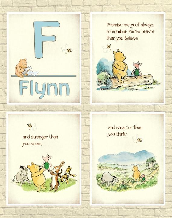 Image Result For Classic Winnie The Pooh Nursery Seta