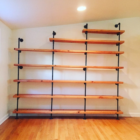 Custom Jrebella Shelves