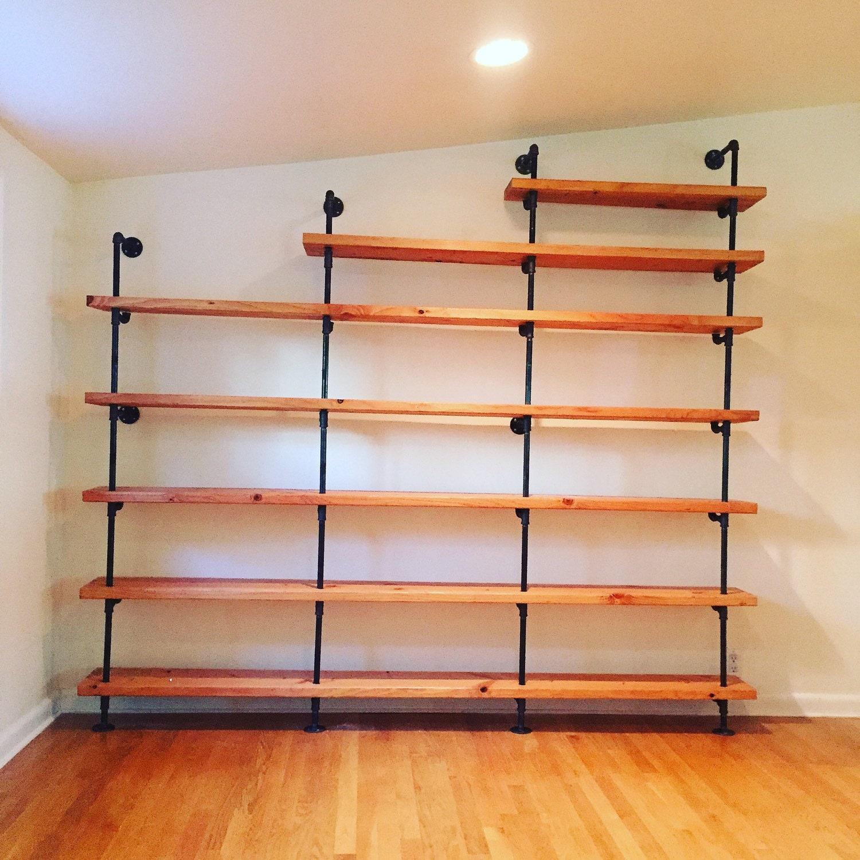 custom jrebella shelves. Black Bedroom Furniture Sets. Home Design Ideas