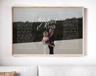 Wedding Anniversary Gift For Husband Singapore : wedding vows paper anniversary gift for him wedding anniversary gift ...