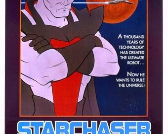 STARCHASER script (plus!)