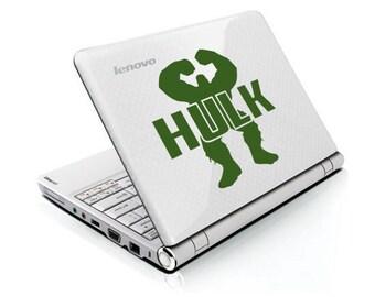 Hulk Avengers Superhero Logo Bumper/Phone/Laptop Sticker (AS11055)