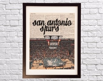 "Shop ""san antonio spurs"" in Art & Collectibles"