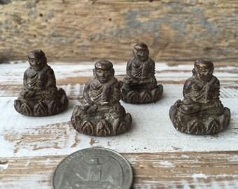 Small Buddha Statue / Meditating Buddha / Buddha Statue / Meditating Buddha Statue