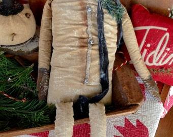 Primitive Christmas Snow Man
