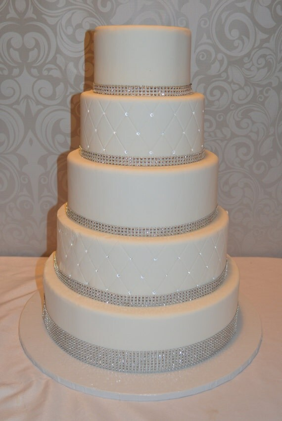 wedding cake fake tiers five tier fondant wedding cake wedding cake faux 22589