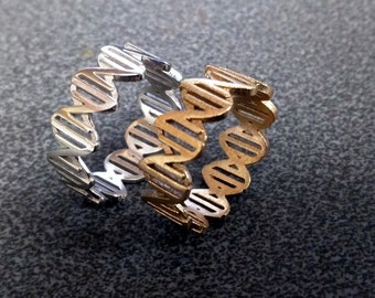 3D printed DNA ring