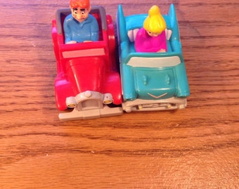 Archie Toy Cars