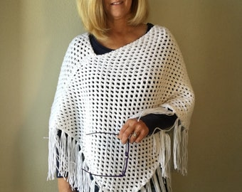 Shawls & Ponchos - Original Patterns for the Knitting Loom by DaynaScoles...
