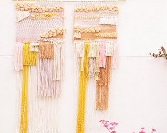 """Woven wall hanging XXL """"Janis"""""""