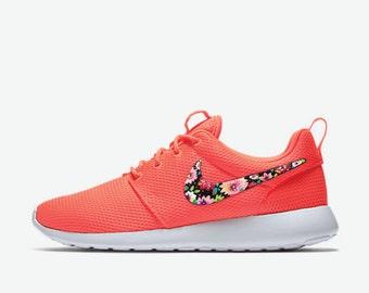 dgzxx nike roshe floral – Etsy