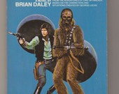 1983 Han Solo at Star's End; 10th Printing, Star Wars Paperback Book, Brian Daley. VF.  Del Rey Books