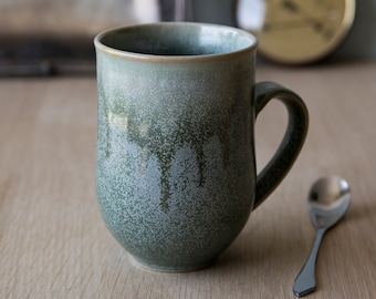 Ceramic Mug /  10oz Mug / Tea mug / Pottery Gift