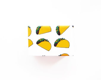 Funny Taco Wrapping Paper...Wrapping Paper...Funny Christmas Wrapping Paper...Holiday Gift Wrap...Funny Holiday Gifts...Funny Christmas Gift