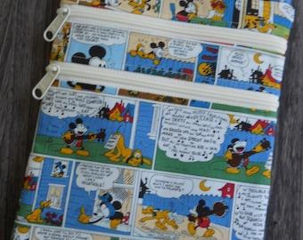 Mouse Vintage Cartoon Crossbody Purse