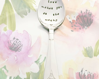 "Buffy the Vampire Slayer: ""Love Makes You Do the Wacky"" 