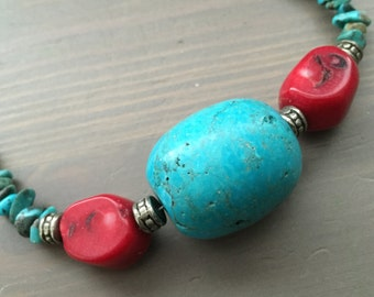Peace & Diplomacy Necklace