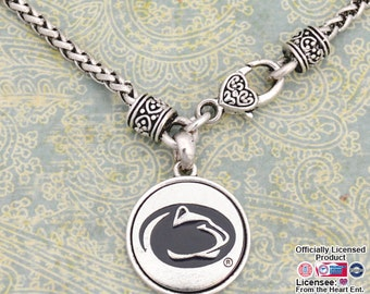 Penn State Nittany Lions Medallion Clasp Necklace