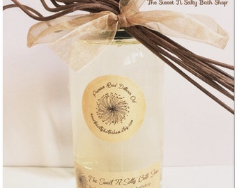Reed Diffuser Oil Refill 8 oz. With Reeds-Choose Your Scent