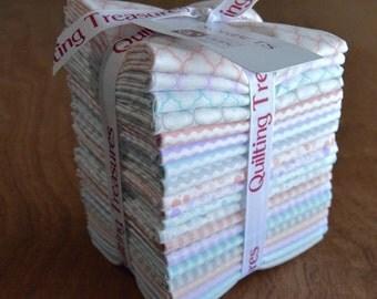 Sorbets Pastel Fabric Bundle - 20 Fat Quarters