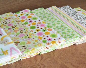 Sweet Baby Girl - 7 Fabric Bundle