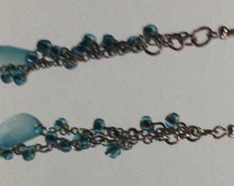 Sea Breezes Dangle Earrings