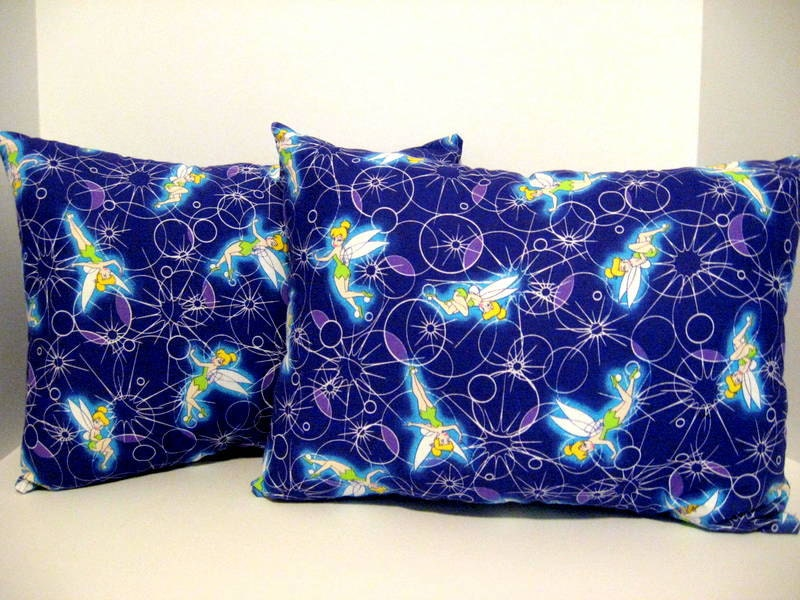 HOME DECOR Decorative Pillows Tinkerbell By