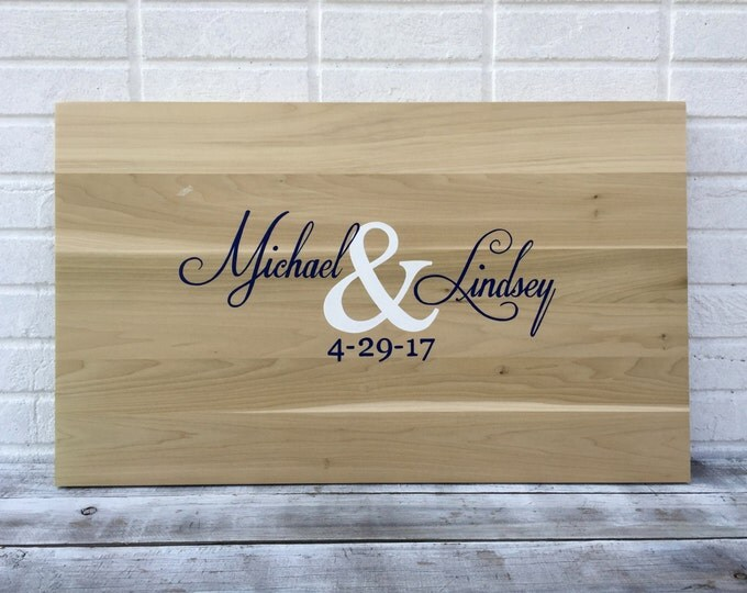 Sale!!! Wedding Guestbook board with Pen. Wood Guest book Idea, Guest Book Alternative Wedding Gift