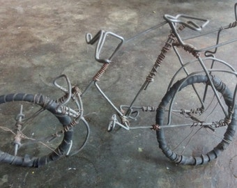 metal wire bicycle toy swaziland