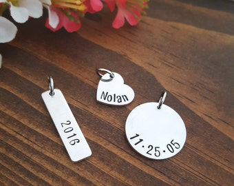 Your Choice of Additional Discs   Add on ONLY   Heart Disc   Round Disc   Rectangle Tag