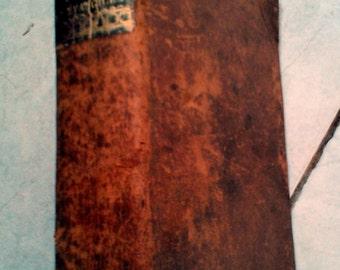 Année 1809 - Épitres et Évangiles des Dimanches et Fetes - Au Mans Chez Pivron Libraire
