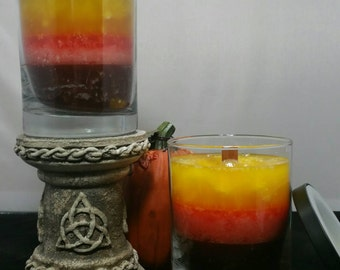 Fall Festivities Jar Candle - Limited Edition!