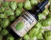 Lesher's Beerd Oil® 100% All Natural Beard Oil Made with Real Hops