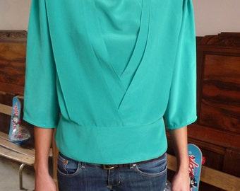 Blouse 80s Taille 36-38