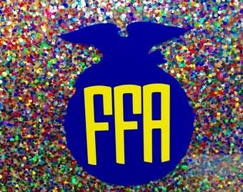 FFA Emblem Decal