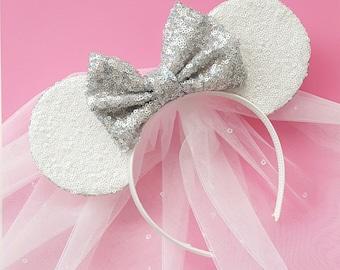 Bridal Mouse Ears