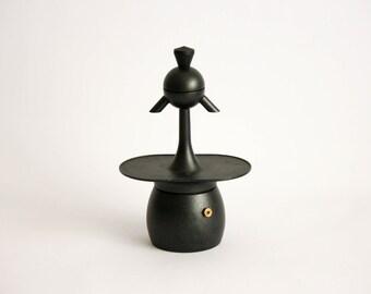 Papalina - Omet Vintage Italian Coffee Maker - 2 Cups - Black