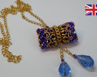 DIY-Photo Tutorial PDF ENG-Bow Pendant