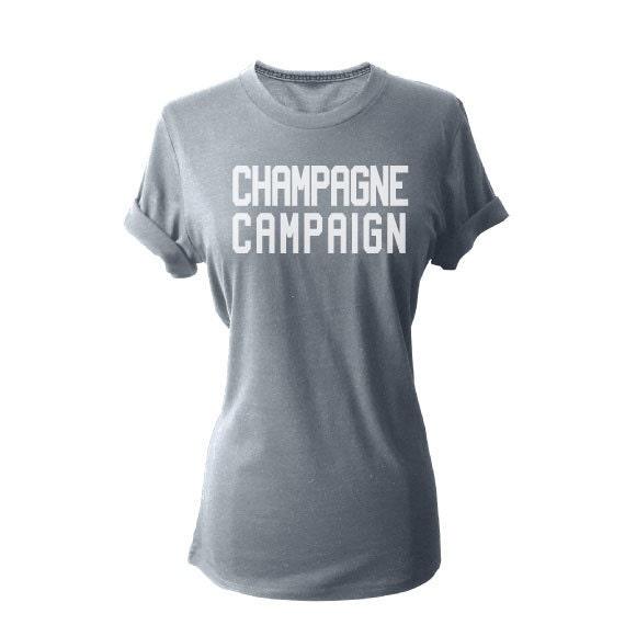 Champagne Campaign, Champagne Campaign Tshirt, Bachelorette Party shirt, Bachelorette gift