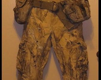 Items similar to Post APOCALYPTIC PANTS Fallout Pants ...