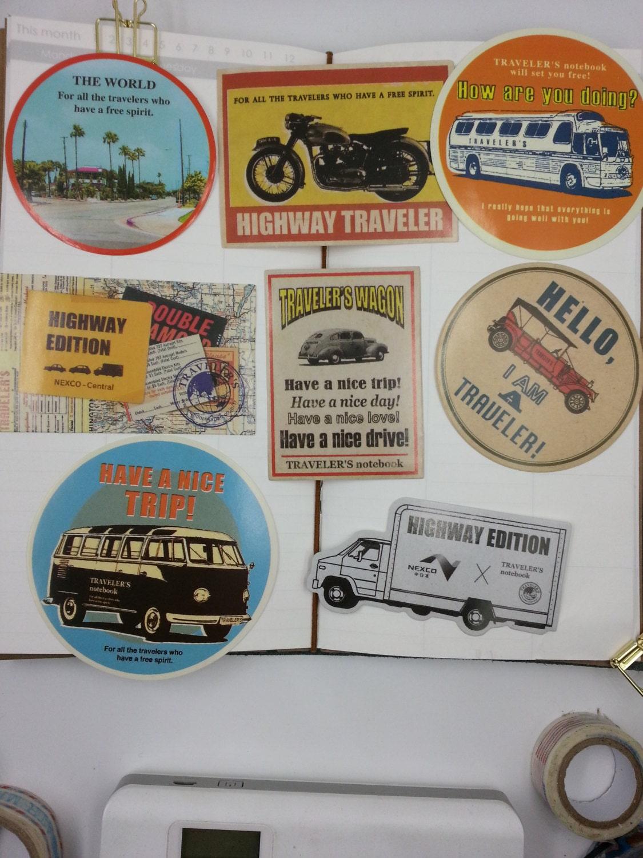 Traveler S Factory Stamp