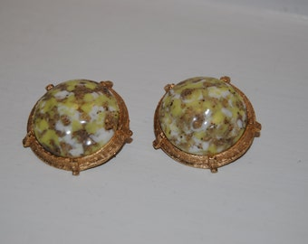 Vintage 1960's earrings
